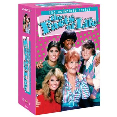 The Facts Of Life  The Complete Series