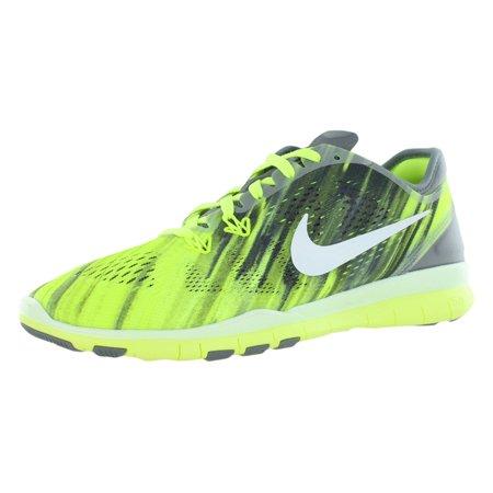 4e29336eaa79 Nike Free 5.0 Tr Fit 5 Print Training Women s Shoes - Walmart.com