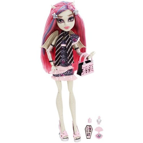 Monster High Ghouls Night Out Rochelle Goyle Doll by Mattel
