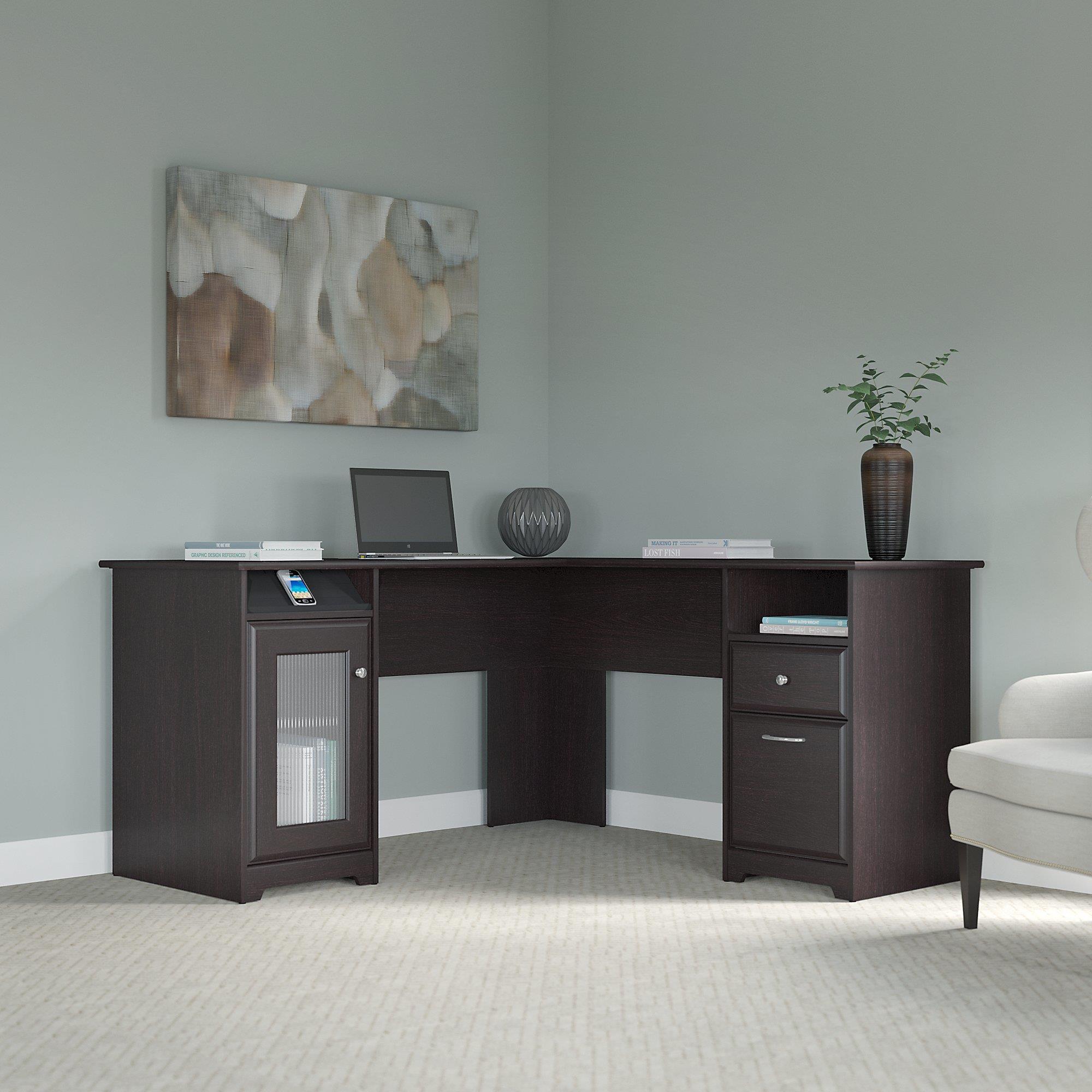 Cabot L Shaped Desk