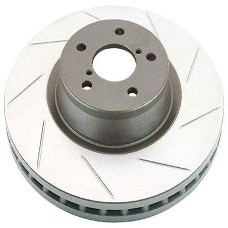 Dba Dba999Sl Street Series Slotted Front Vented Left Hand Disc Brake Rotor