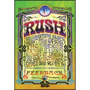 Rush - Domestic Poster
