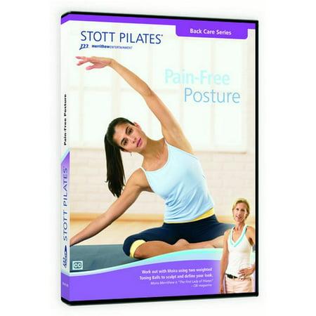 Stott Pilates Rotational Disks (Stott Pilates: Pain Free Posture (DVD))