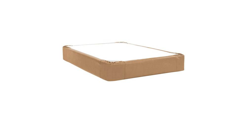Box Spring Cover in Bronze (Twin: 75 in. L x 38 in. W x 13.5 in. H (5 lbs.)) by Howard Elliott Collection