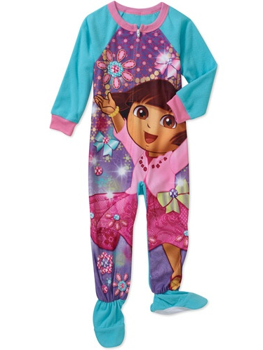 Baby Girls' Traditional Character Blanke
