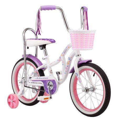 "16"" Schwinn Girls' Bloom Bike"