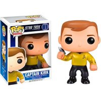 Star Trek Funko POP! Television Captain Kirk Vinyl Figure