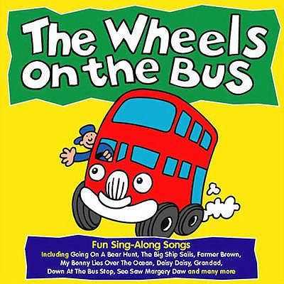 The Wheels on the Bus (The playtime range) (Audio CD)