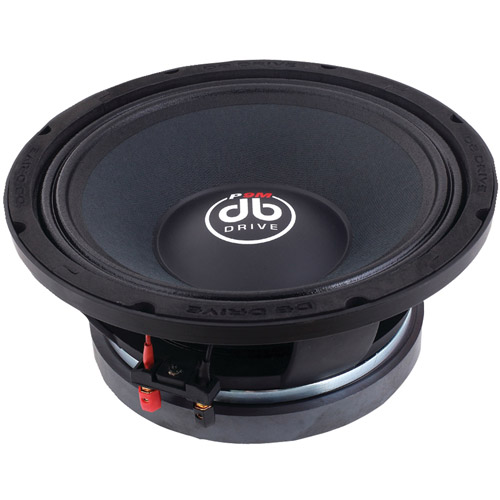 "DB Drive P5tw5d 1.75"" 100/200W Die-Cast Tweeter"