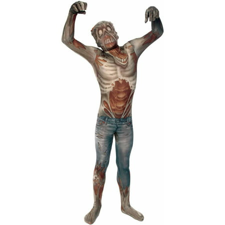 Prom Zombie Guy Costume - Morph Zombie Child Halloween Costume