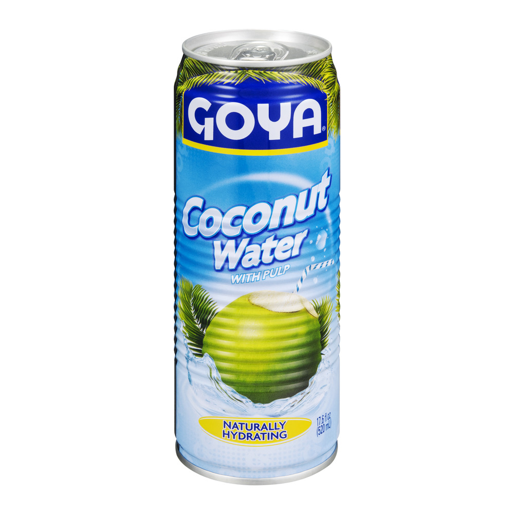Goya Coconut Water with Pulp, 17.6 FL OZ by GOYA FOODS, INC.