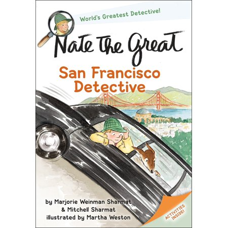 Nate the Great, San Francisco Detective (Nate The Great Costume)