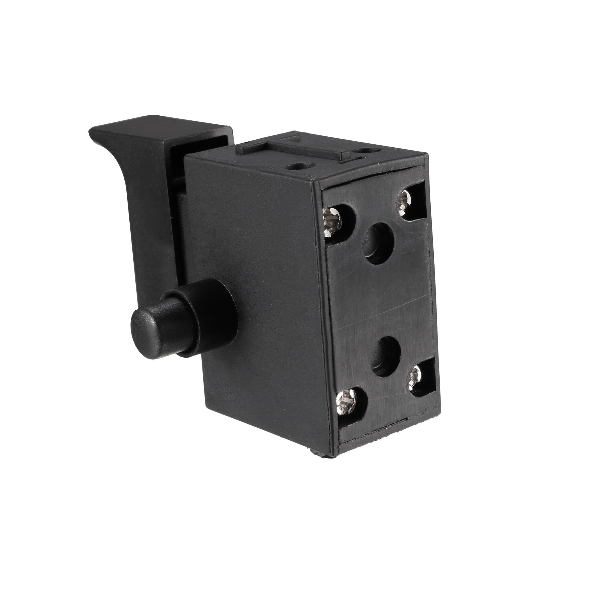 Electric Portable Drill Hammer Trigger Switch for 5A AC250V 6A Tool Power Speed Control FA2-6/2B - image 1 de 5