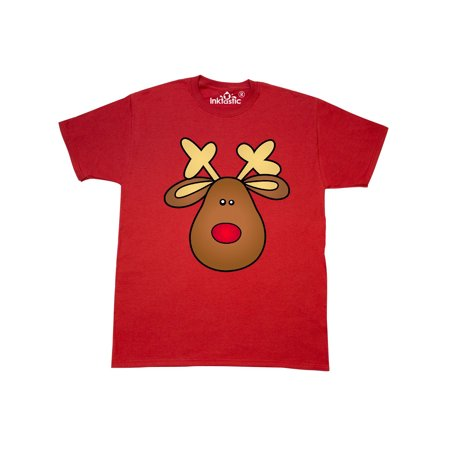 Nose Art Tee (Rudolph The Red Nose Reindeer T-Shirt)