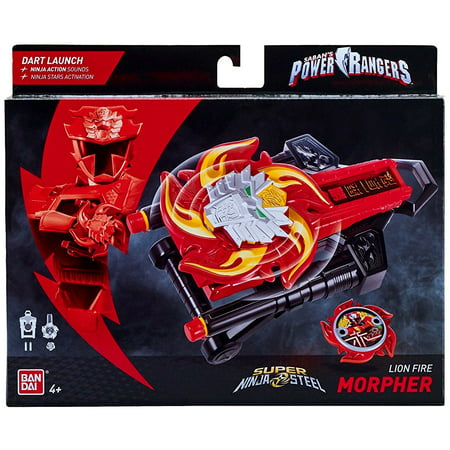 Power Rangers Ninja Steel Deluxe DX Morpher