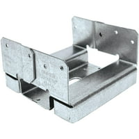 Simpson Strong-Tie ABA Post Base 6x6 Adjustable Post Base