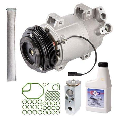Suzuki Swift Ac Compressor - AC Compressor w/ A/C Repair Kit For Suzuki Grand Vitara & XL-7