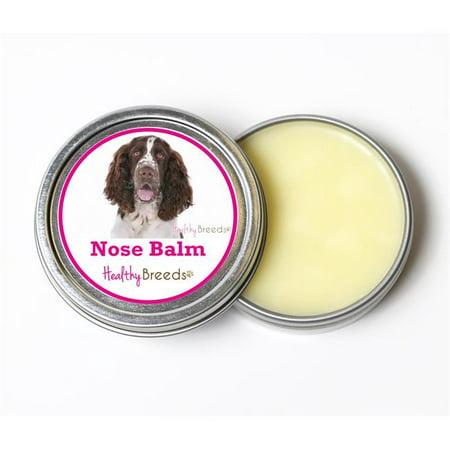 Healthy Breeds 840235191247 2 oz English Springer Spaniel Dog Nose Balm - image 1 de 1
