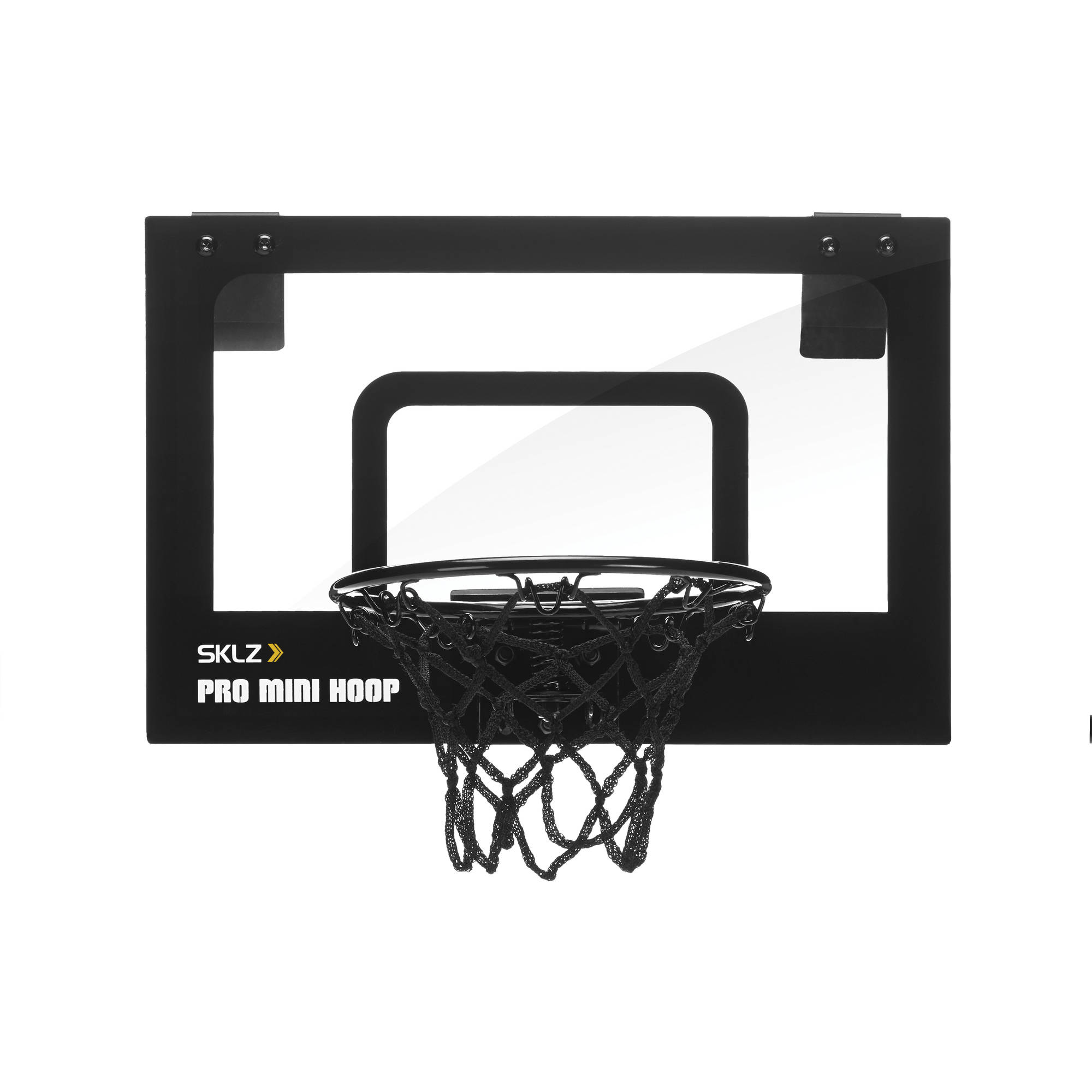 SKLZ Pro Quick-Assembly Easy-Mounting Mini Hoop Micro by Pro Performance Sports