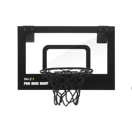 Sklz Pro Quick Assembly Easy Mounting Mini Hoop Micro