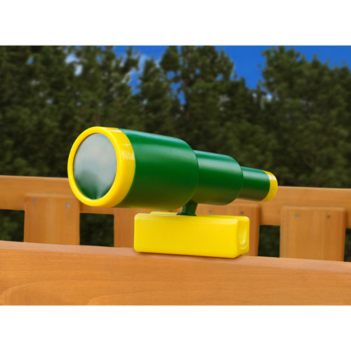 Gorilla Playsets Looney Telescope, Green