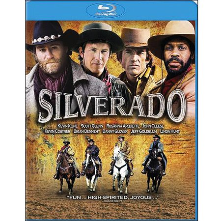 Silverado (Blu-ray) (Anamorphic - Glen Chucky Son