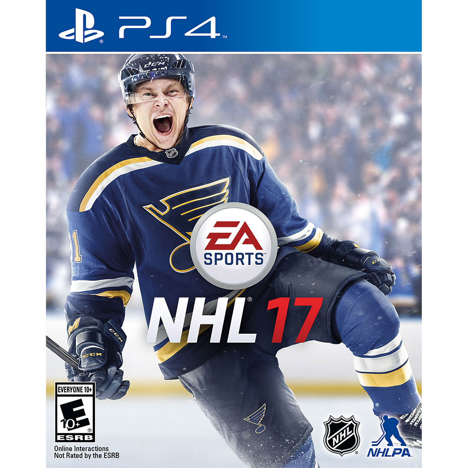 NHL 17 - Pre-Owned (PS4)
