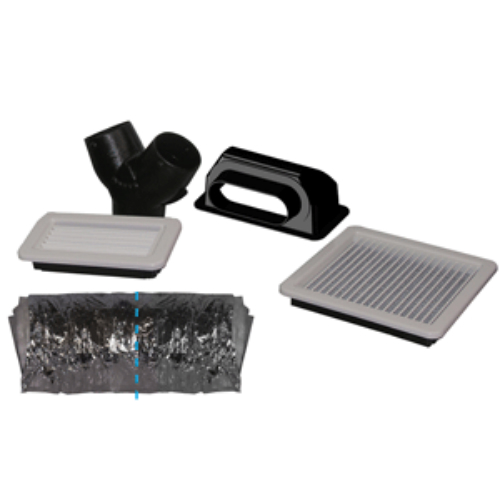 Webasto Fresh Air Duct Kit For FCF12000 and FCF16000 Fresh Air Duct Kit