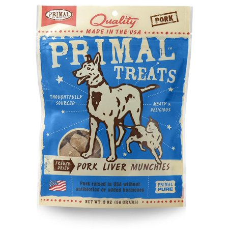 Pork Liver Munchies, A Crunchy And Irresistible Grain, Gluten, And Preservative-Free Snack By Primal