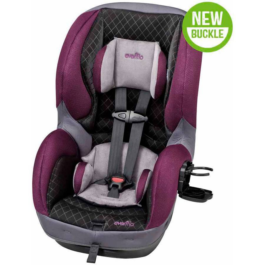 Evenflo SureRide DLX Convertible Car Seat, Choose Your Color