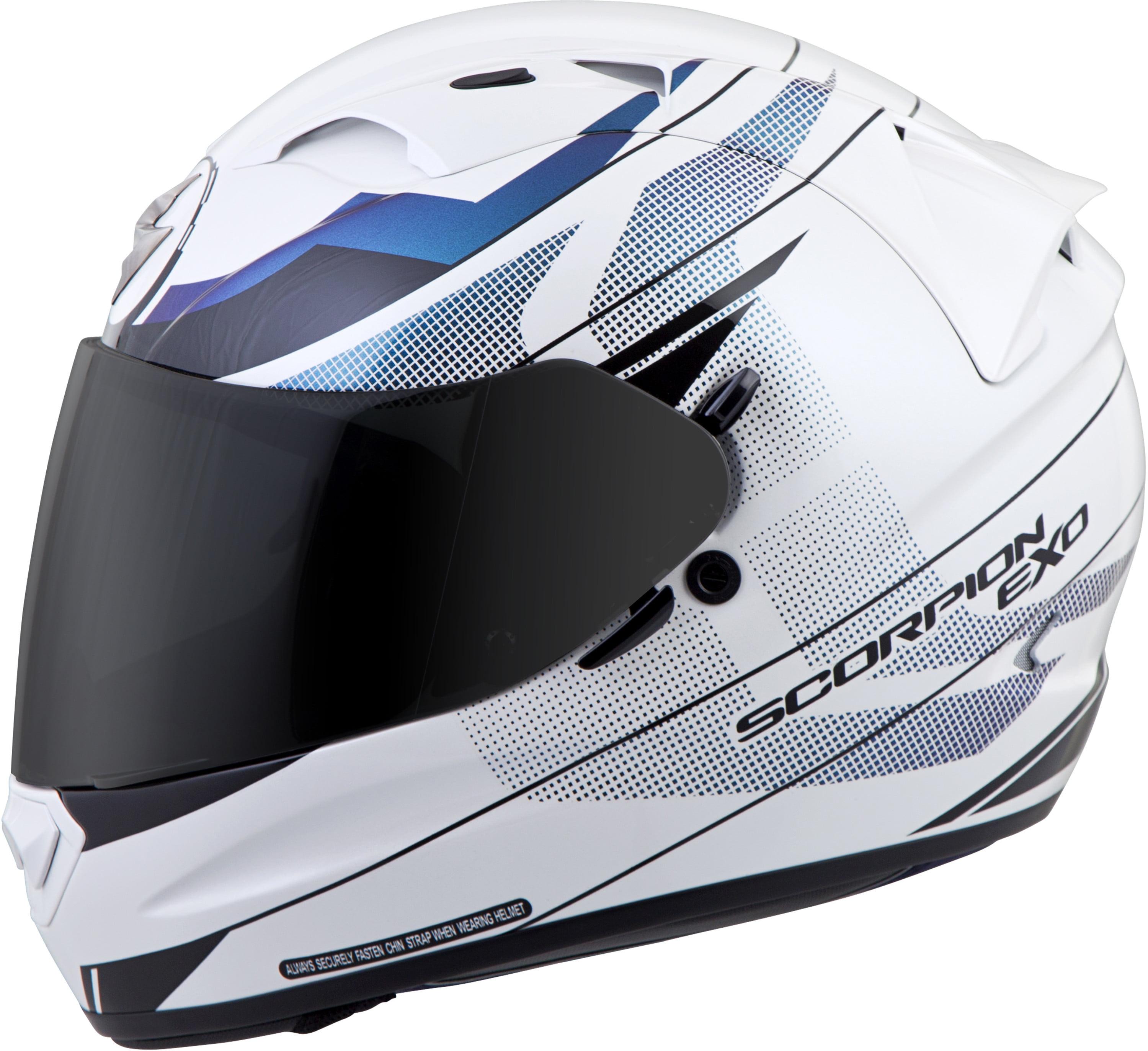 Scorpion KWIKWICK Liner//Cheek Pads Set for EXO-T1200 Helmets Choose Size