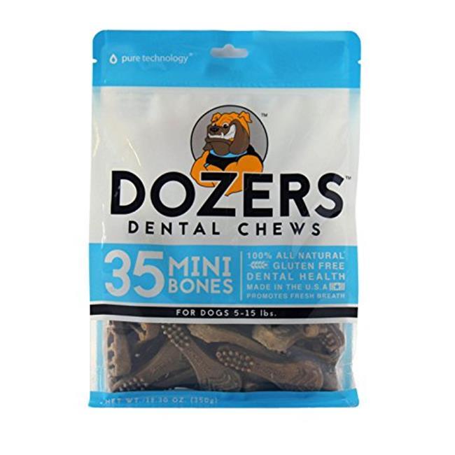 Dozers Dental Chew Dozer-mini-36 12.3 oz Dog Chews