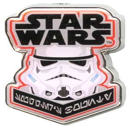 Funko Star Wars Storm Trooper Pin (Female Storm Trooper)