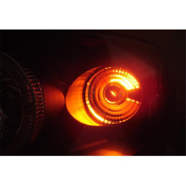 X5 Lightning 1157-CR X5 Lightning 1157 2057 Red Silver Chrome bulbs