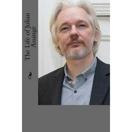 Julian Assange Halloween (The Life of Julian Assange)
