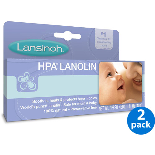 Lansinoh Lanolin Breast Cream Bundle, Buy One get one as a Bonus