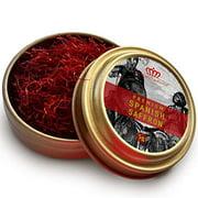 La Mancha Prime (5 gram) Spanish Saffron - All RED Premium Coup (Grade A)