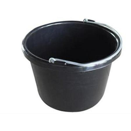 - 2PK Master Rancher 8 QT Black Utility Bucket
