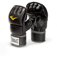 Everlast Wrist Wrap Heavy Bag Gloves, S/M