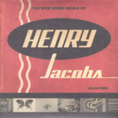 Wide Weird World of Henry Jacobs / Fine Art of (Includes DVD)