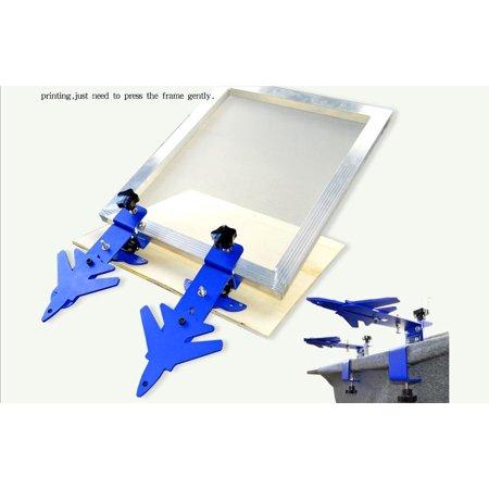- Specialty Single Pressing Desktop Type Simple Screen Printing Machine(Item#219201)