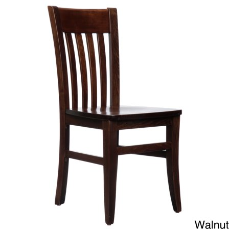 Beechwood Mountain Jacob Solid Wood Dining Chairs Set Of