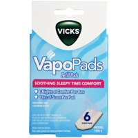 Vicks Pediatric VapoPads Refill Pads 6 ea