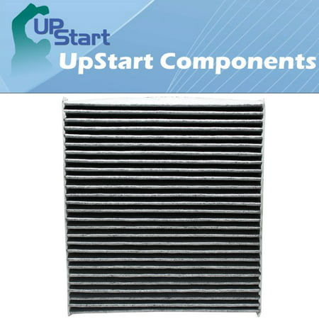 5-Pack Replacement Cabin Air Filter for 2014 Chrysler 200 L4 2.4L 2360cc 144 CID Car/Automotive - Activated Carbon, ACF-10729 - image 1 de 4