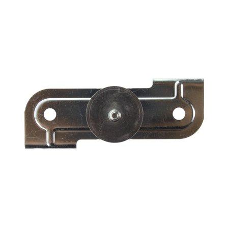 T-bar Clip Track Lighting - Lightolier 9189 Lytespan Track Lighting Radius T-Bar Clip Accessory, Metal