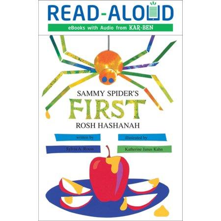 Sammy Spider's First Rosh Hashanah - eBook ()