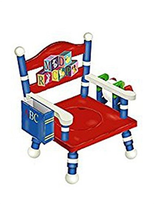 Musical ABC Potty Chair by Teamson