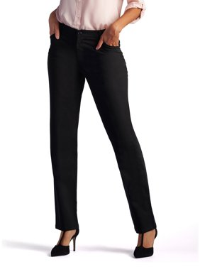 Lee Women's Relaxed Fit Straight Leg Pant
