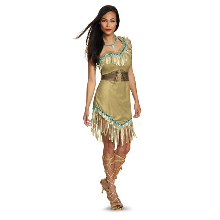 Pocahontas Adult Costume 88923 - Small 4-6 - Plus Size Pocahontas Costume