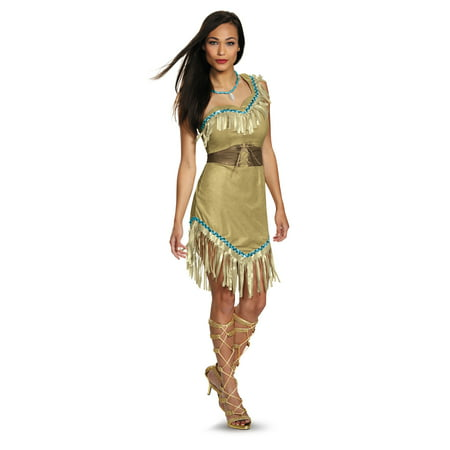 Pocahontas Adult Costume 88923 - Small 4-6 (Disney Adult Pocahontas Costume)